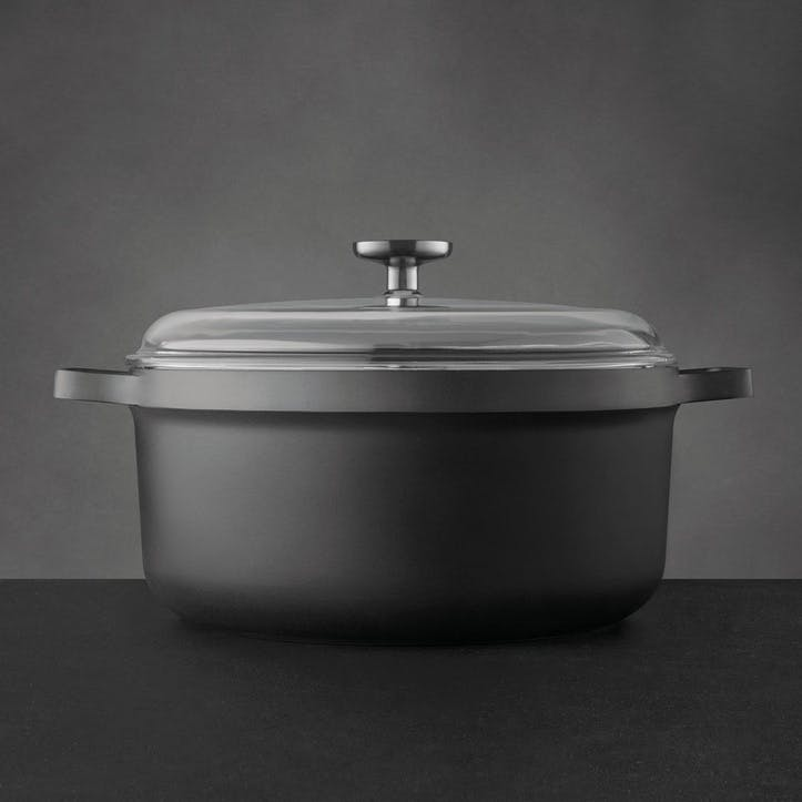 Gem, Covered Stockpot, 28cm