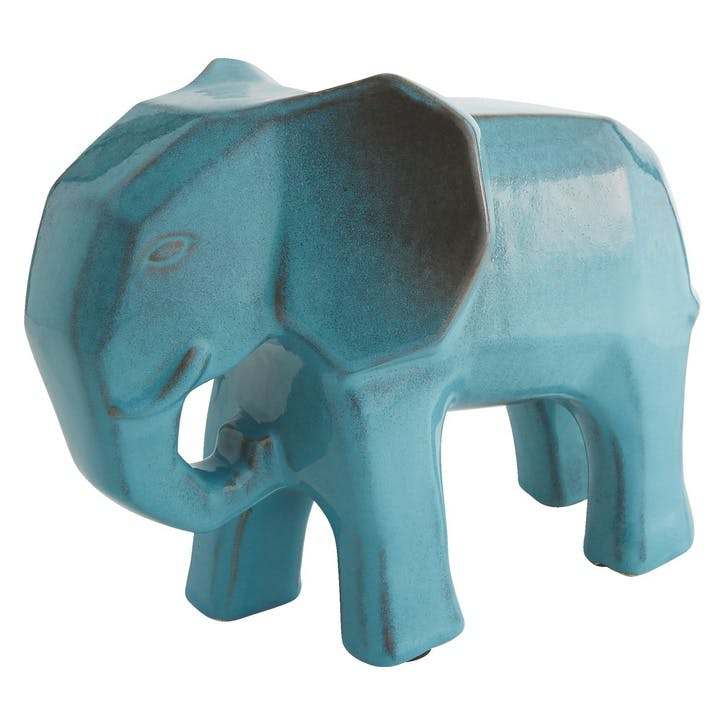 Dunston Ceramic Elephant