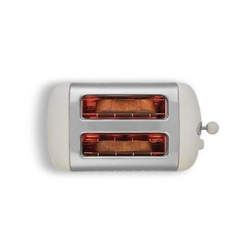Lite Toaster - 2 Slot; Canvas White