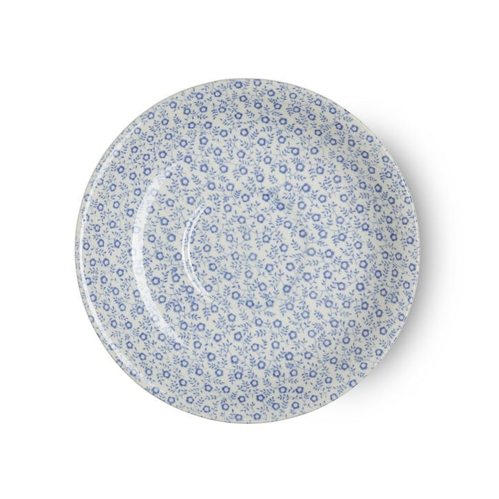 Felicity Breakfast Saucer, Pale Blue