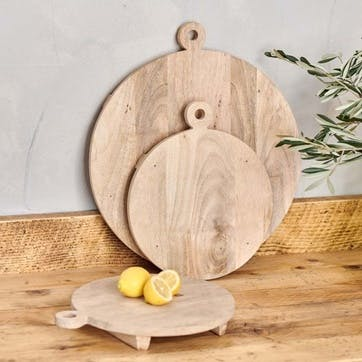 Haja Board, Mango Wood, Large