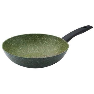 Eco Non-Stick Stir Fry Wok, 28cm