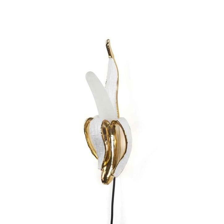 Banana Lamp, Phooey Metallic