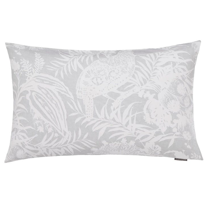 Toco Standard Housewife Pillowcase, Silver