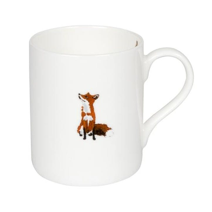 'Foxes' Solo Mug, Large