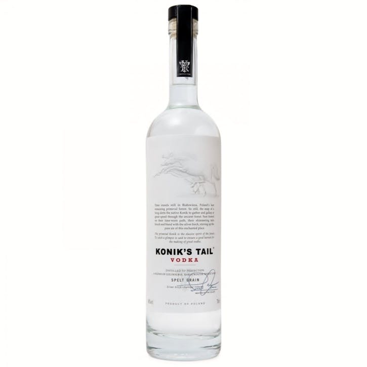 Koniks Tail Vodka 40%