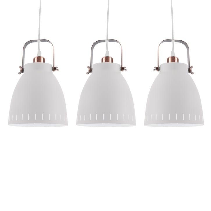 Mingle Triple Pendant Light