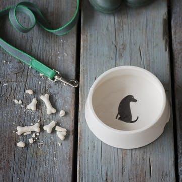 Labrador Dog Bowl