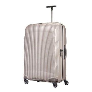 Cosmolite Spinner Suitcase, 86cm, Pearl