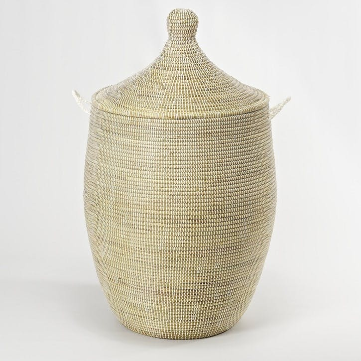 Ali Baba Laundry Basket, Large, Natural