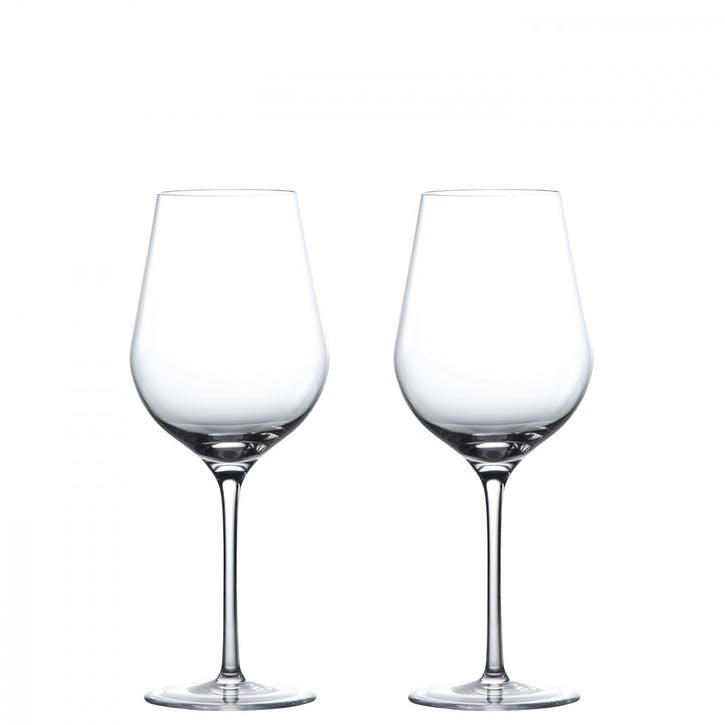 Globe White Wine Glass, Set of 2