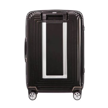 Neopulse Spinner Suitcase, 55cm, Metallic Black