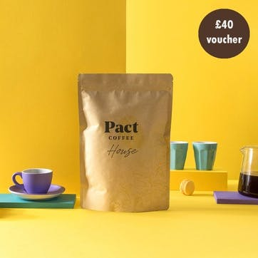 £40 Pact Coffee Gift Voucher