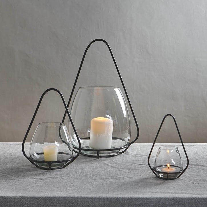 Keeto Glass T-Light, Medium