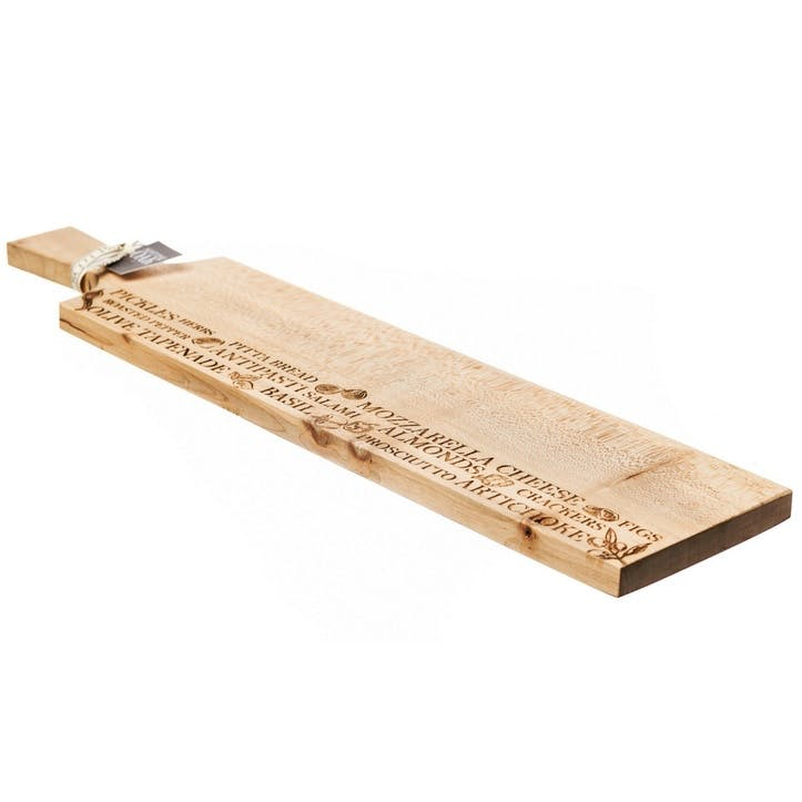 Sycamore Antipasti Paddle
