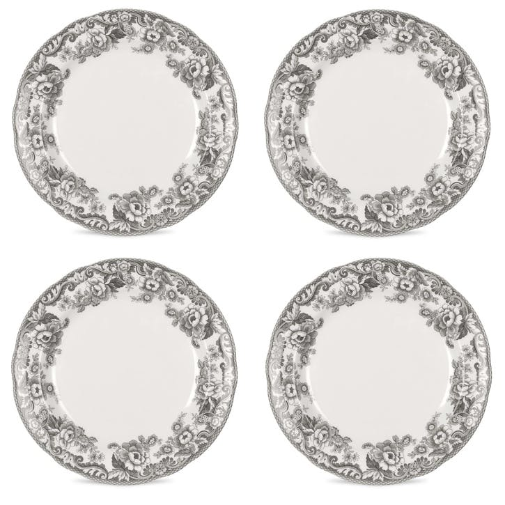 Delamere Rural Dinner Plates, Set of 4