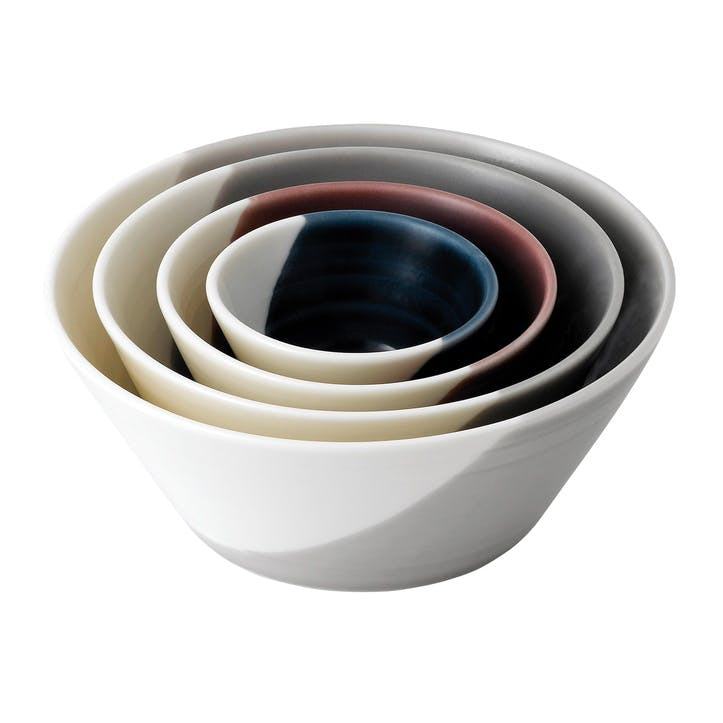Bowls of Plenty Small Nesting Bowl, Set of 4