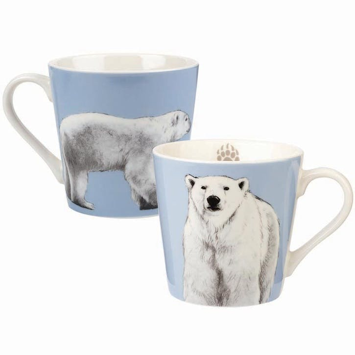 The Kingdom Bumble Polar Bear Mug