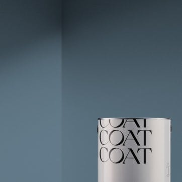 Flat Matt Wall & Ceiling Paint, Below Deck Mid Blue 2.5L