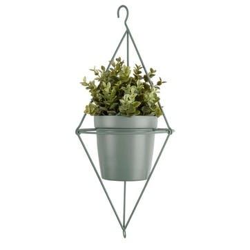 Diamond Hanging Planter