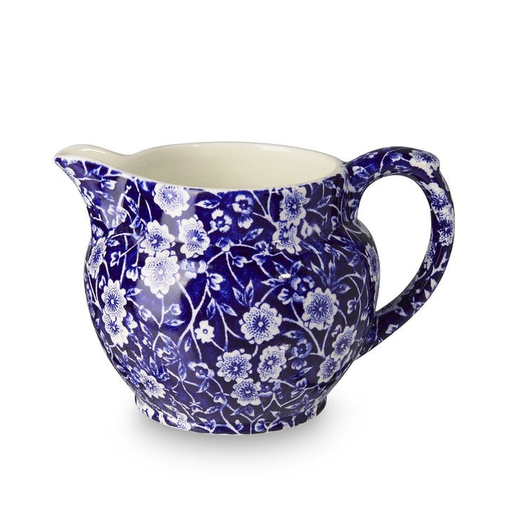 Calico Dutch Jug, 284ml, Blue