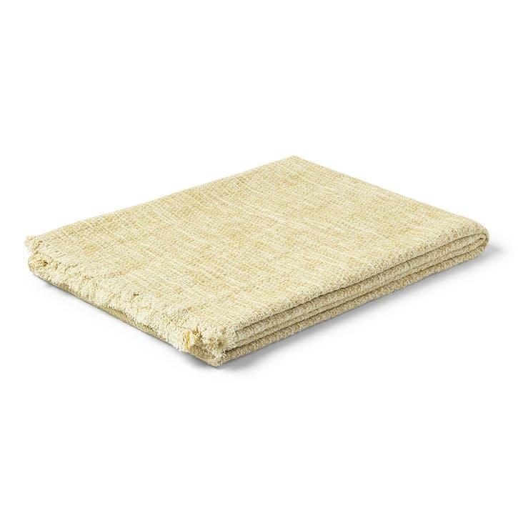Reflection Towel, 70 x 140cm, Mustard