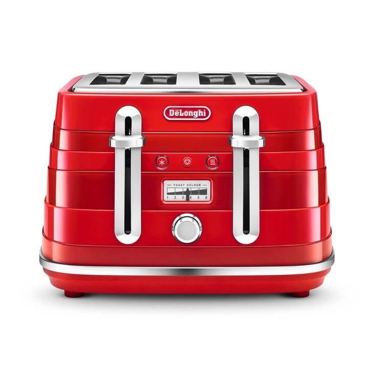 Avvolta Toaster; Red