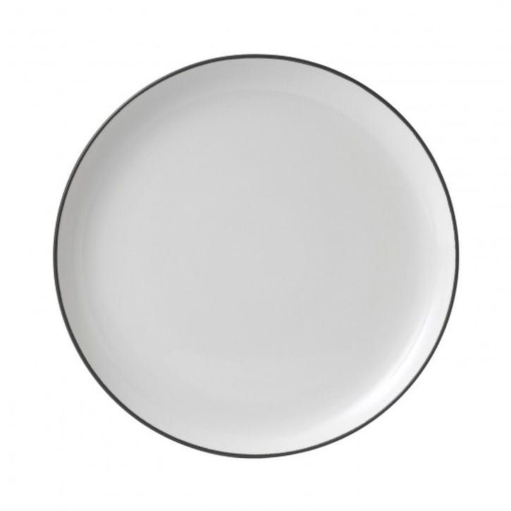 Gordon Ramsay Bread Street Dinner Plate, White