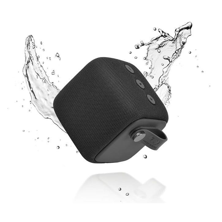 Bold Waterproof Bluetooth Speaker - Small; Concrete