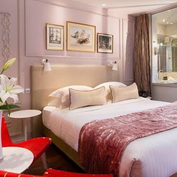 A voucher towards a stay at La Belle Juliette Hotel for two, Paris, France