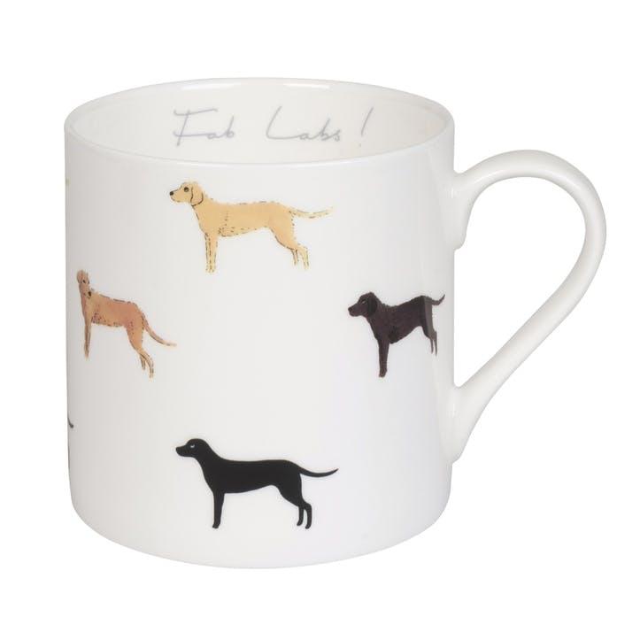 'Fab Labs' Mug - Large