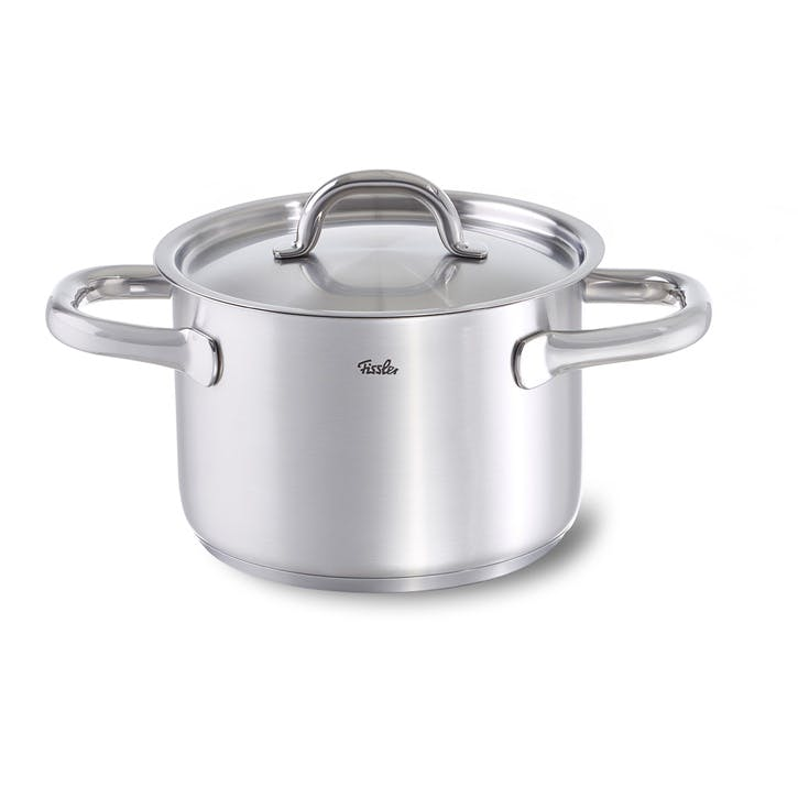 Family Line Stew Pot, 16cm, With Lid