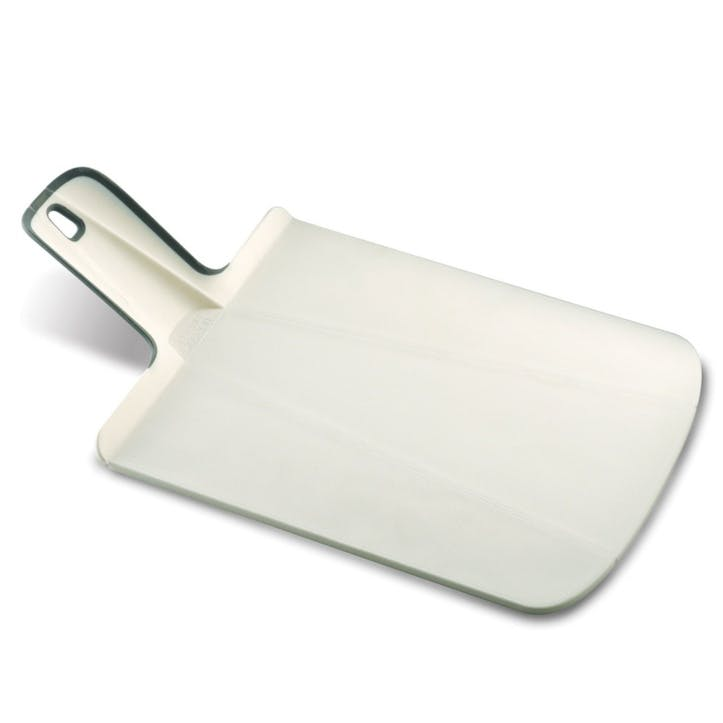 Chop2Pot Folding Chopping Board - Small; White