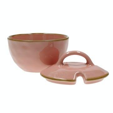 Concerto Sugar Bowl, Pink
