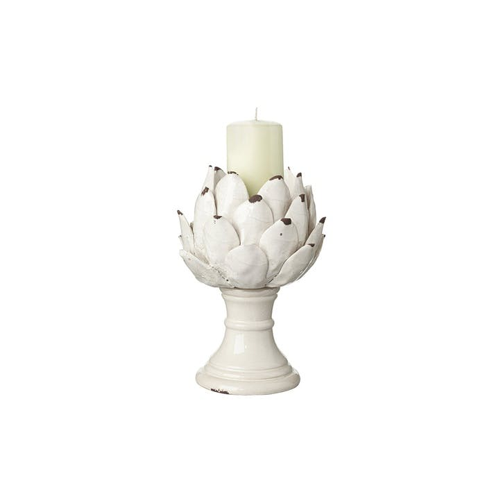 Cardoon Candle Holder