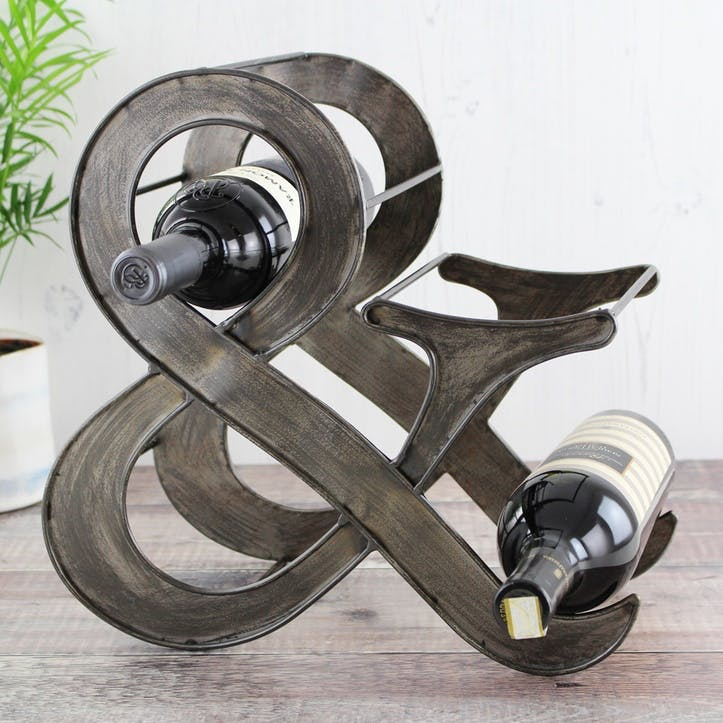 Ampersand Wine Rack