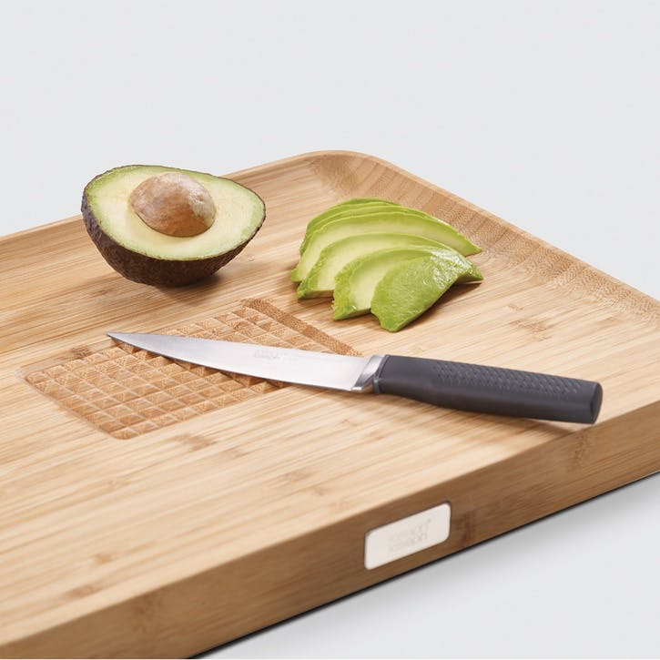Cut&Carve Chopping Board, Bamboo
