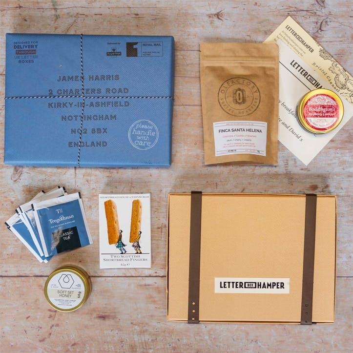Luxury Breakfast Letter Box Hamper