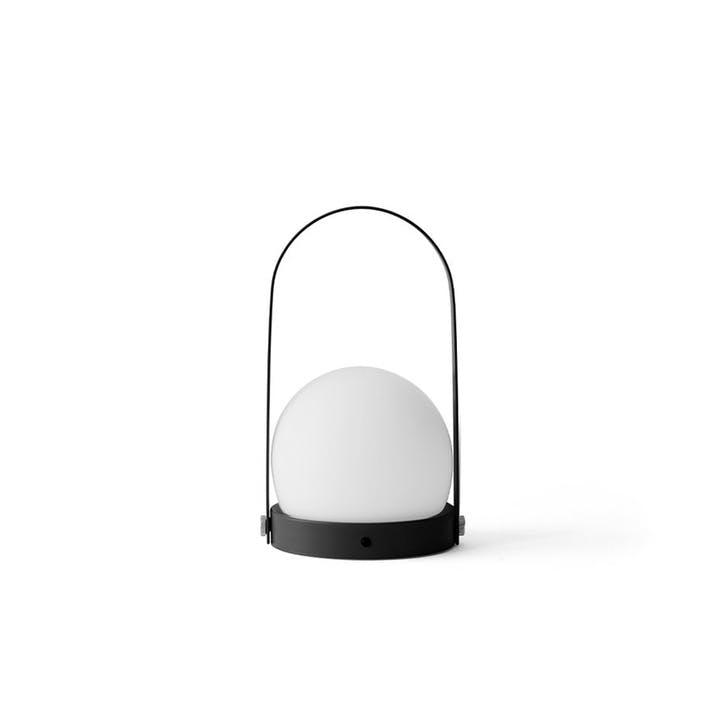 Carrie, Table Lamp, H25 x D14cm, Black