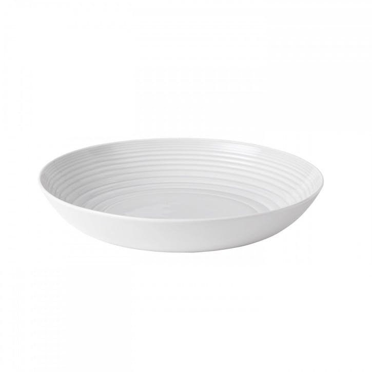 Gordon Ramsay Maze Serving Bowl, White