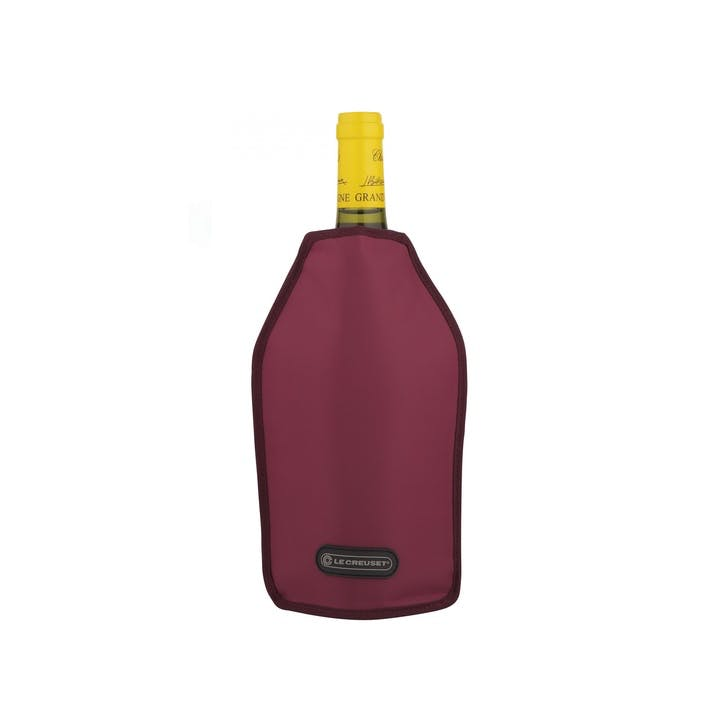 Wine Cooler Sleeve; Burgundy