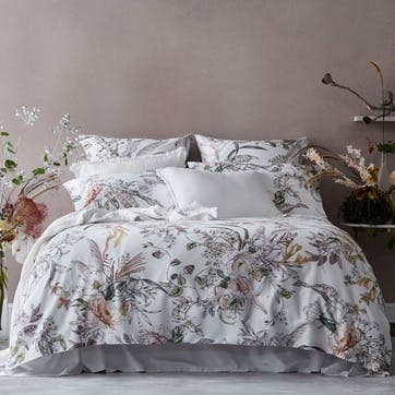 The Botanist Quilt Set, Double, Multi