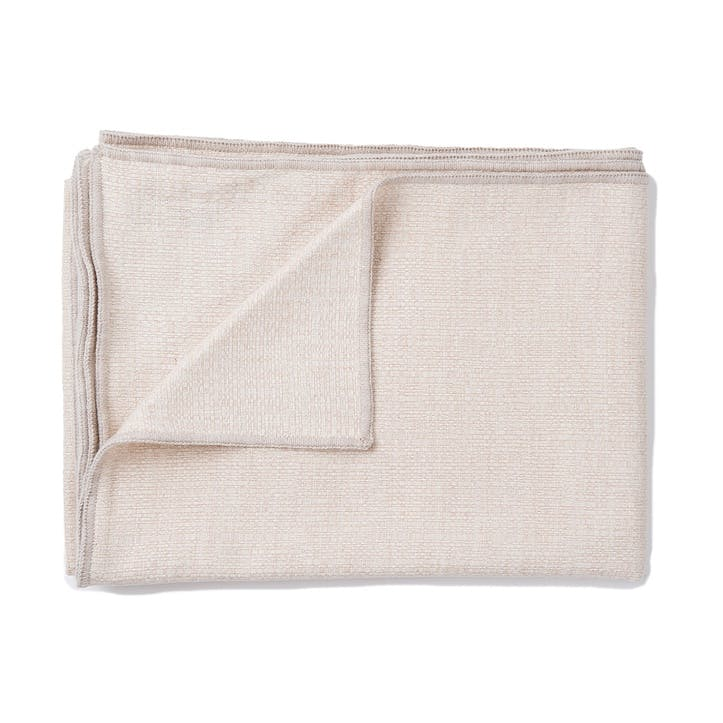 Cove Throw; Ecru