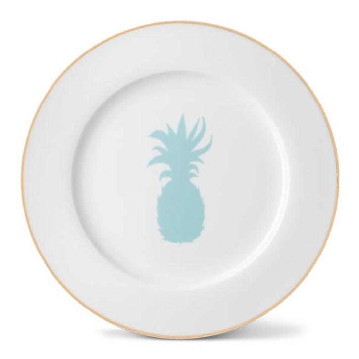 Pineapple Dinner Plate