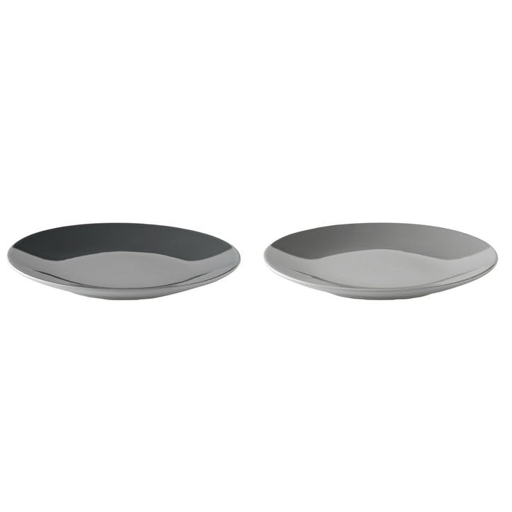 Emma Breakfast Plate, Set of 2