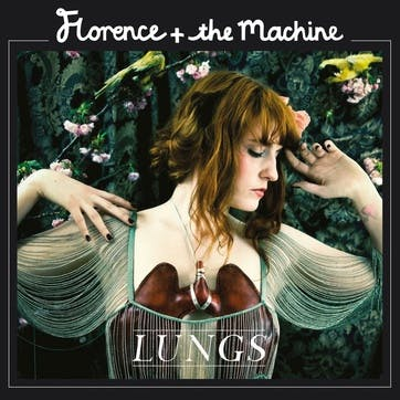 """Florence And The Machine, Lungs 12"""" Vinyl"""