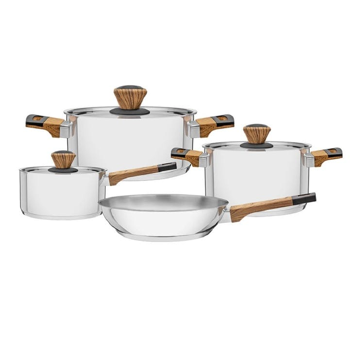 Cookware Pan Set, 4 Piece