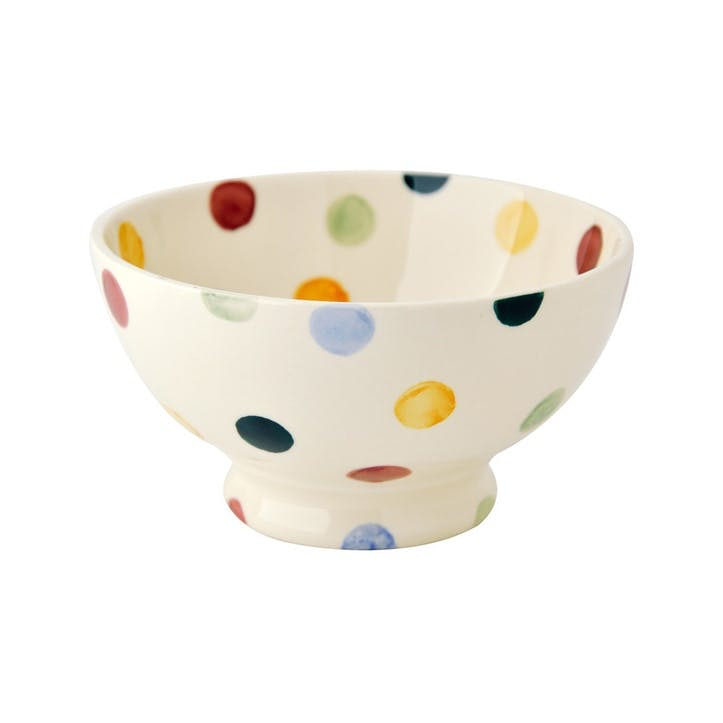 Polka Dot French Bowl, 13.5cm