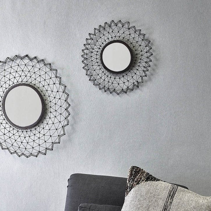 Arna Wire Mirror, Small