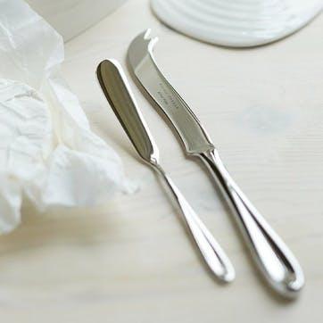 Rivelin Butter & Cheese Knife Set